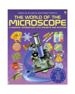 CELESTRON - The World of the Microscope Book