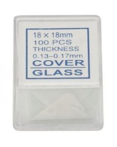 CELESTRON - Cover Slips (100 pieces) Microscope Accessory